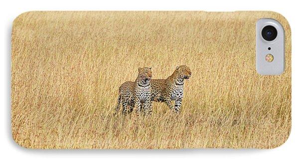 Leopard Pair IPhone Case