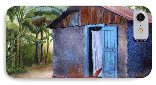 Life In Haiti IPhone Case