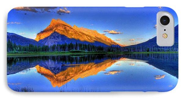 Landscape iPhone 8 Case - Life's Reflections by Scott Mahon