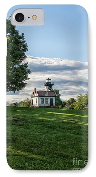 Lighthouse At Cape Cod IPhone Case