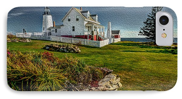 Lighthouse Home IPhone Case