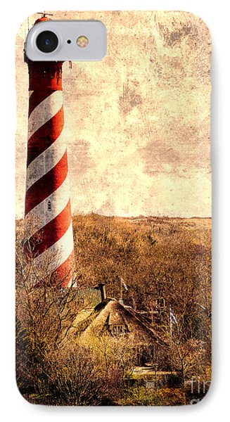 Lighthouse Westerlichttoren IPhone Case