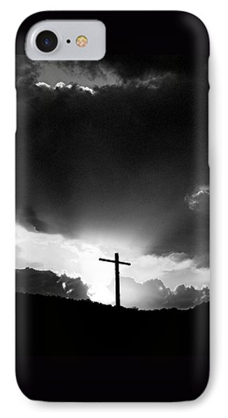 Lighting Faith IPhone Case