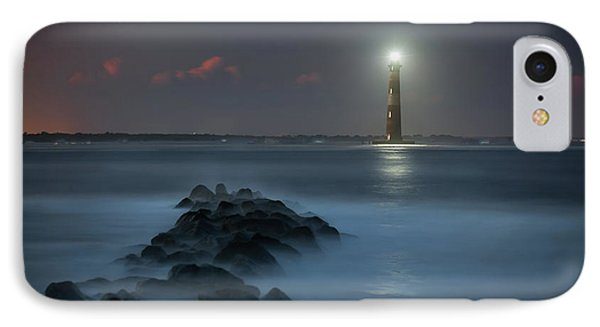 Lighting Morris Island IPhone Case
