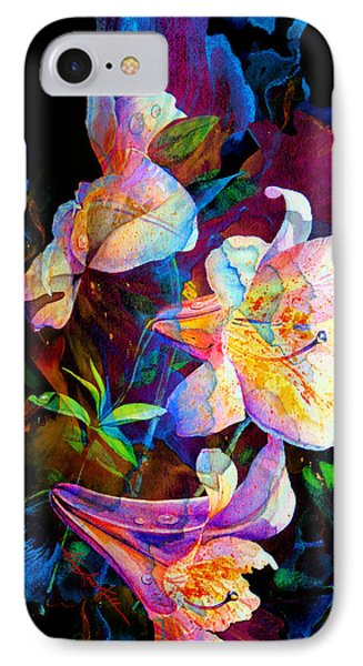Lily Fiesta Garden IPhone Case