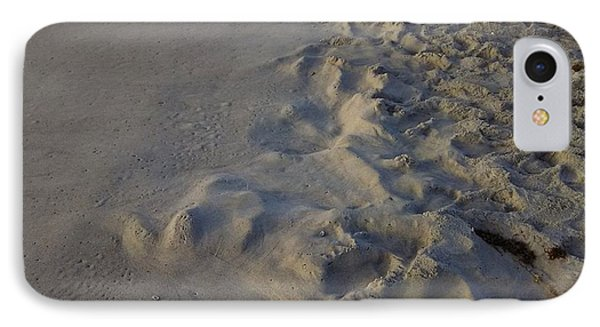 Line In The Sand IPhone Case