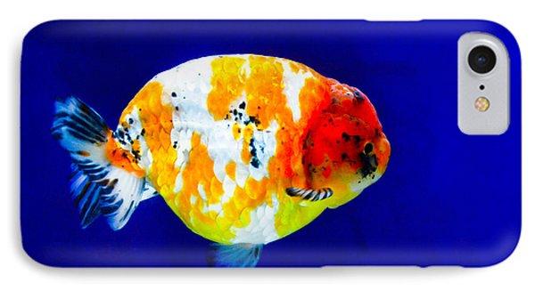 Lion Head Goldfish 3 IPhone Case