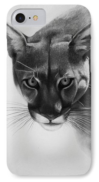 Lion Of The Andes IPhone Case