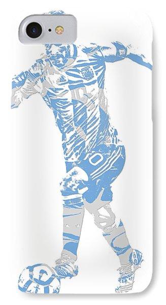 Lionel Messi F C Barcelona Argentina Pixel Art 4 IPhone Case