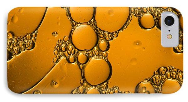 Liquid Bronze Age Abstract IPhone Case