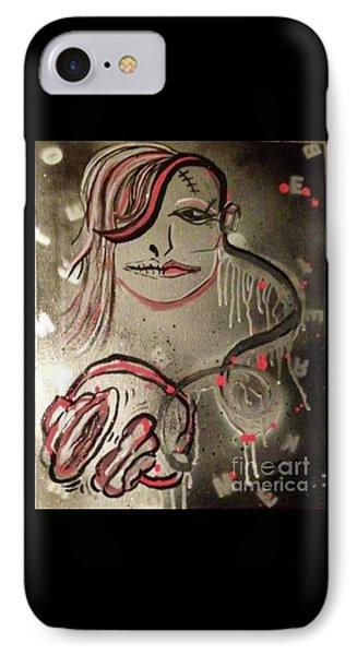 Liquid Ether Spacial Sound IPhone Case