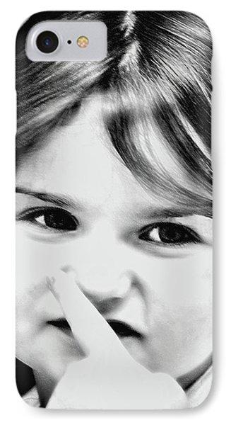 Little Emma IPhone Case