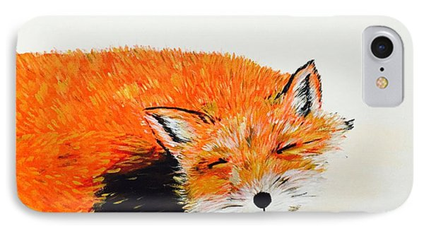 Little Fox IPhone Case