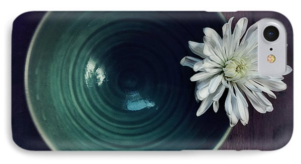 Flowers iPhone 8 Case - Live Simply by Priska Wettstein