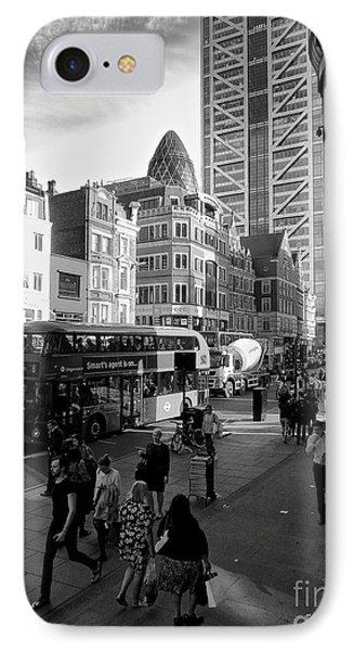 Liverpool Street  IPhone Case