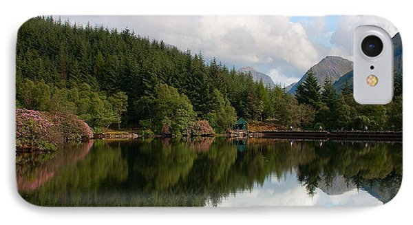 Lochan Glencoe IPhone Case