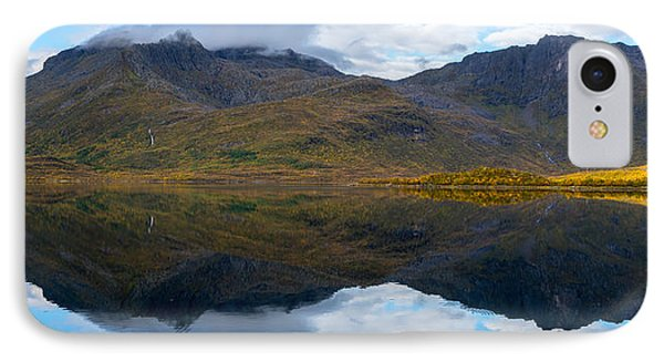 Lofoten Lake IPhone Case