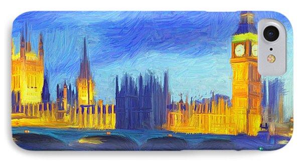 London 1 IPhone Case