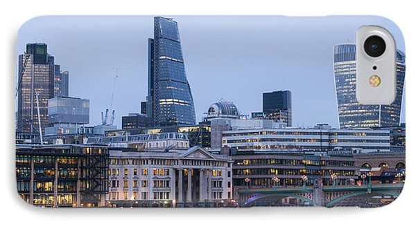 London Skyscrapers IPhone Case