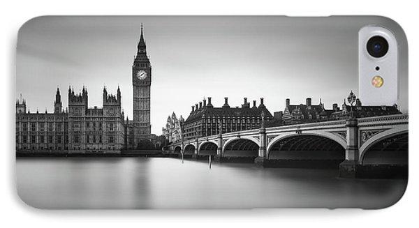 England iPhone 8 Case - London, Westminster Bridge by Ivo Kerssemakers