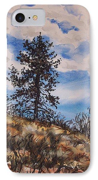 Lone Pine IPhone Case