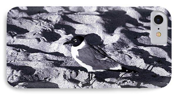 Lone Seagull IPhone Case