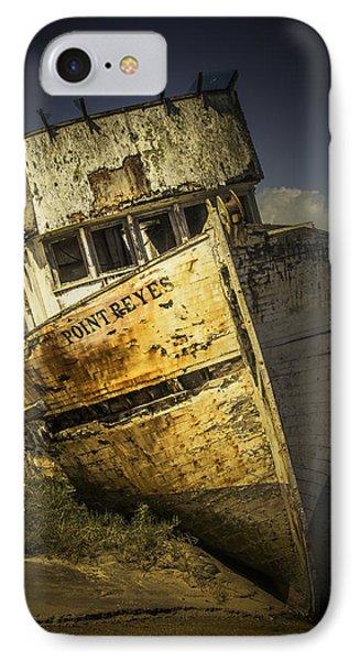 Long Forgotten Boat IPhone Case