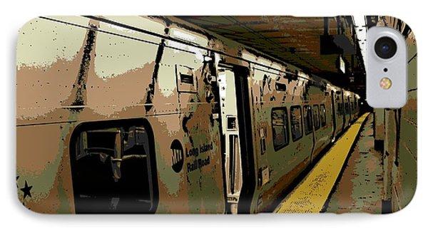 Long Island Railroad IPhone Case
