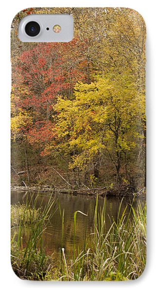 Lost Creek Autumn IPhone Case