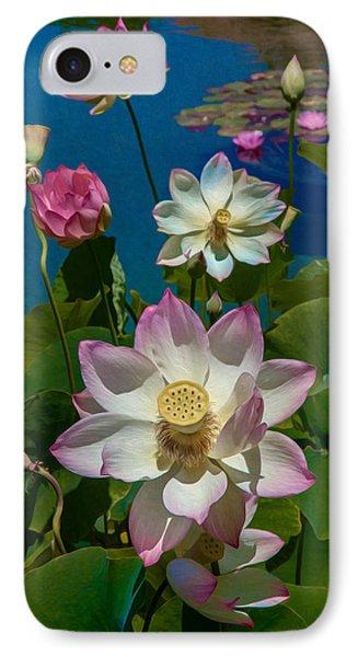 Lotus Pool IPhone Case