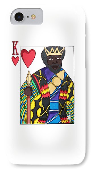 Love King IPhone Case