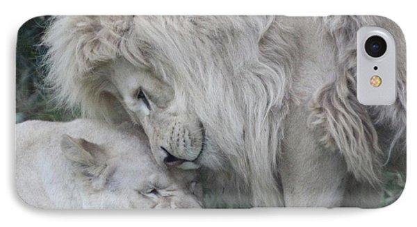 Love Lions IPhone Case