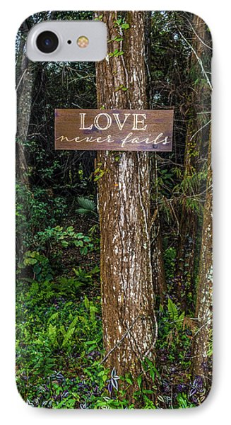 Love On A Tree IPhone Case