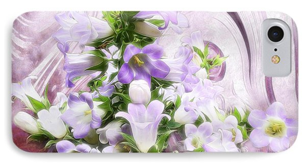 Lovely Spring Flowers IPhone Case