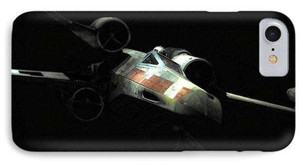Luke's Original X-wing IPhone Case