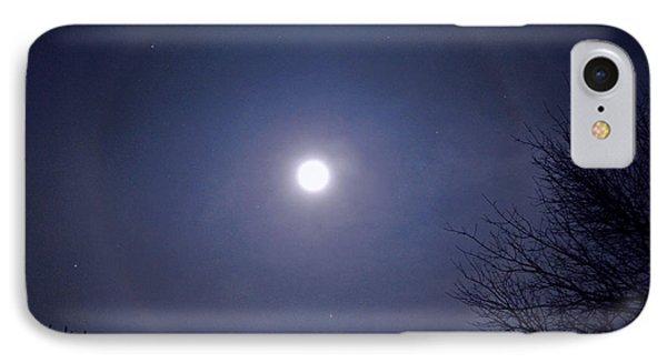 Lunar Corona IPhone Case