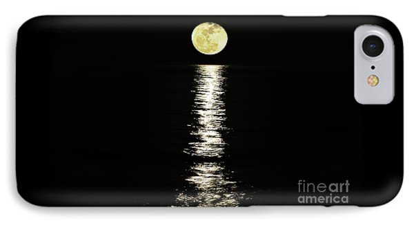 Lunar Lane IPhone Case