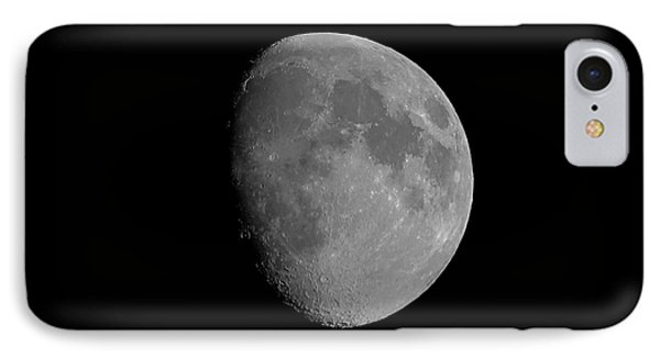 Lunarcy Over Cape Cod Canal IPhone Case