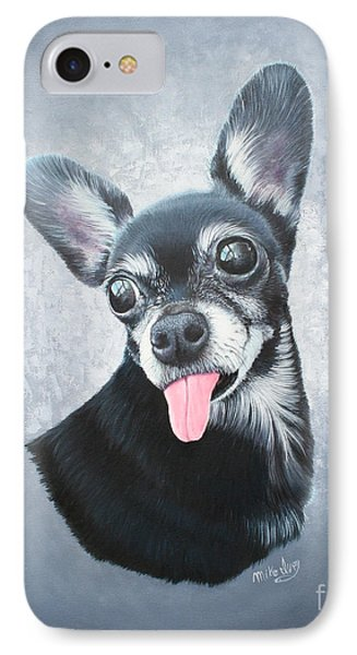 Lupe IPhone Case