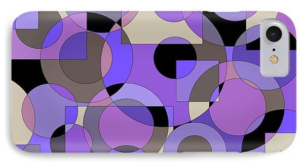 Lush Lavender IPhone Case