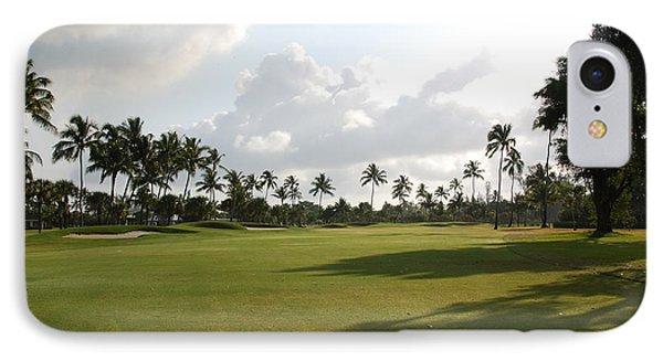 Lyford Cay Golf Club The Bahamas IPhone Case