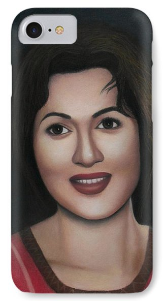 Madhubala - The Angel Of India IPhone Case