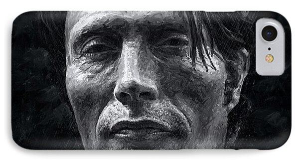 Mads Mikkelsen IPhone Case