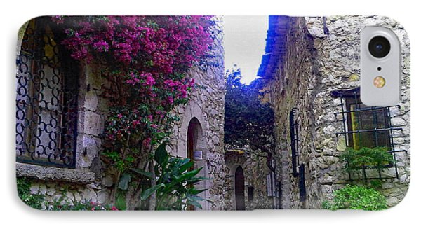 Magical Beauty In Eze France IPhone Case
