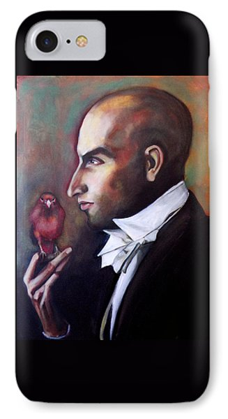 Magician And Bird IPhone Case