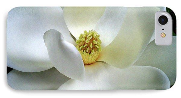 Magnolia Elegance IPhone Case
