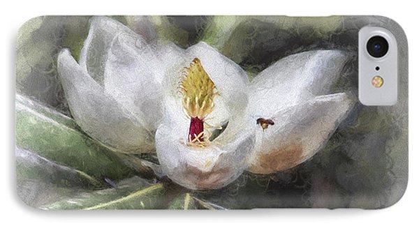 Magnolia Harvest IPhone Case