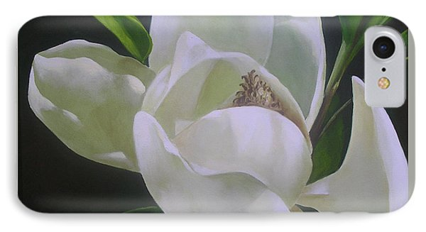Magnolia Light IPhone Case