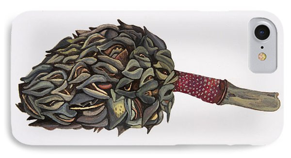 Magnolia Seedpod IPhone Case
