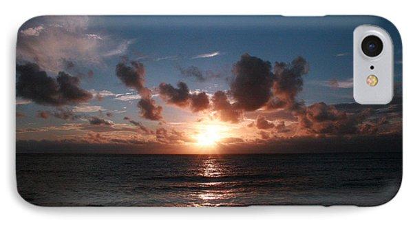 Ma'ili Sunset IPhone Case